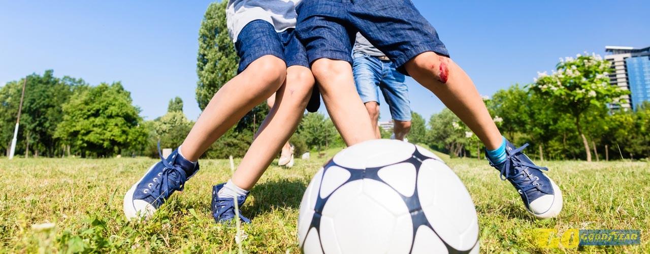 Desporto para crianças: 3 ideias para os irrequietos!