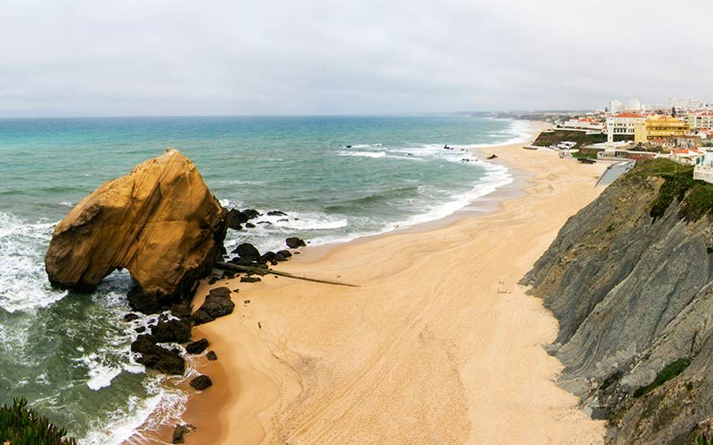 Escapadela pelas praias do Oeste