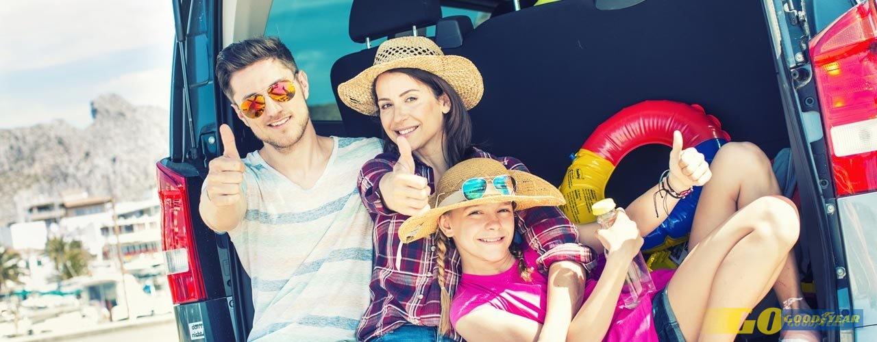 Mala de tejadilho: solução para as férias