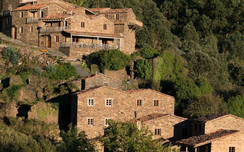 Cerdeira, aldeia da criação