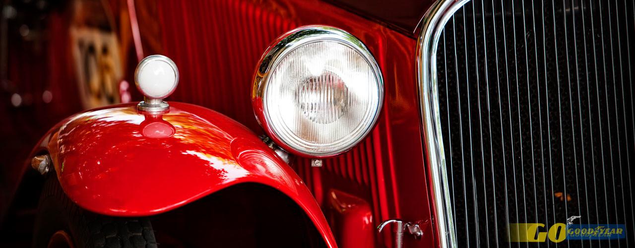 Carros clássicos, uma decisão do coração