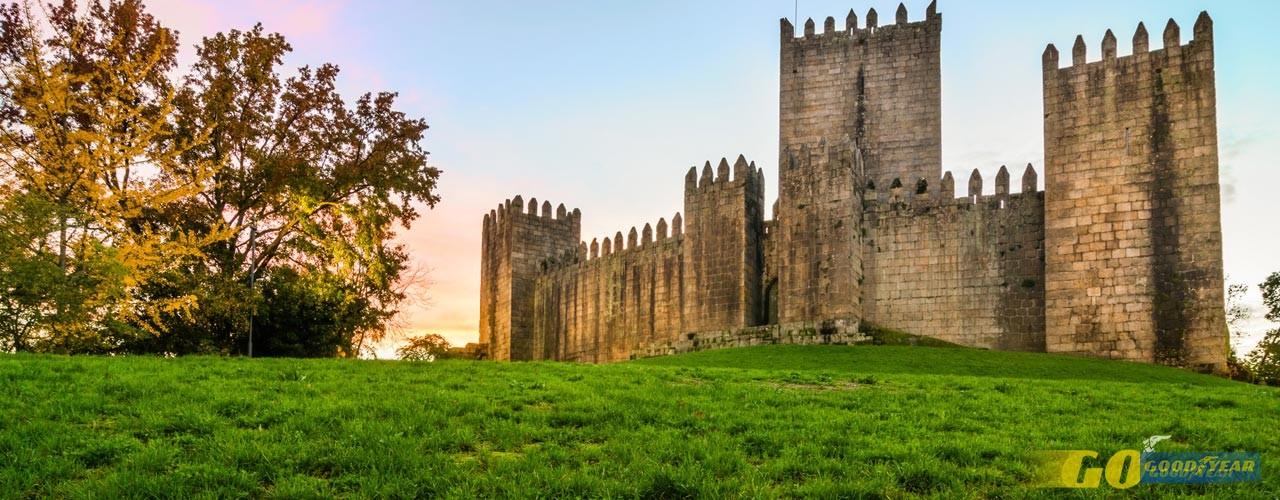 10 Aventuras com castelos e crianças