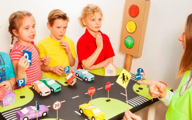 Segurança rodoviária: vamos brincar com um tema sério