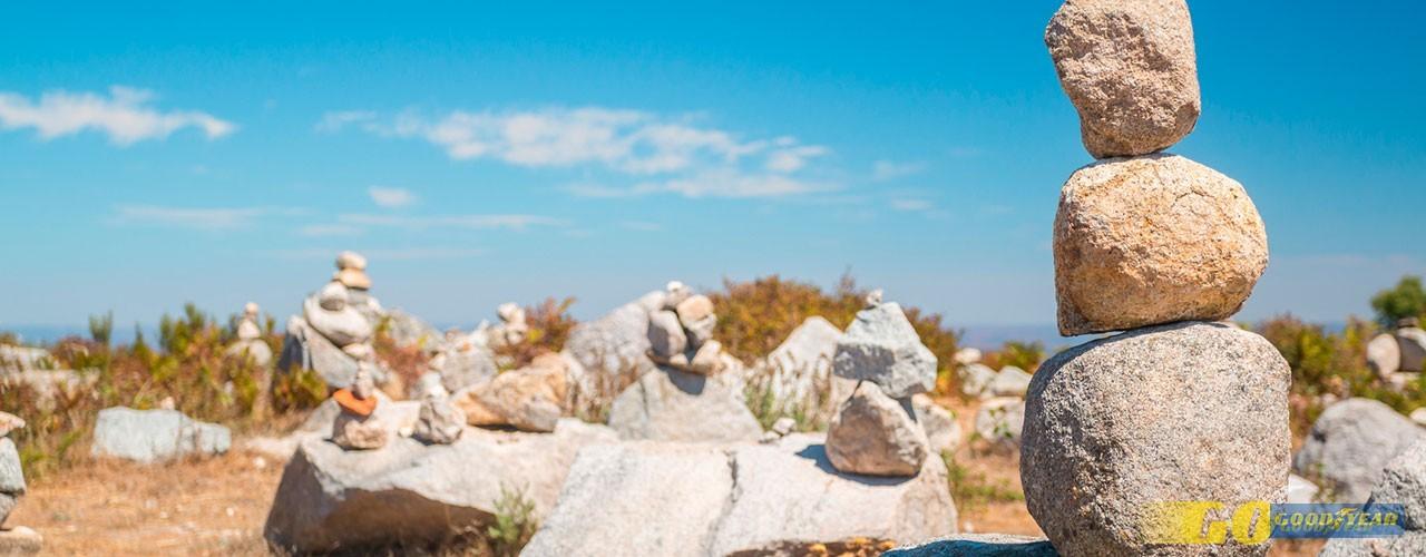 As serras Algarvias, uma rota por miradouros e cascatas