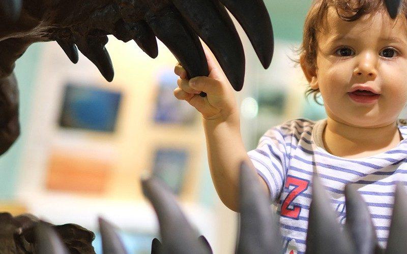 Crianças no museu: afinal é divertido!