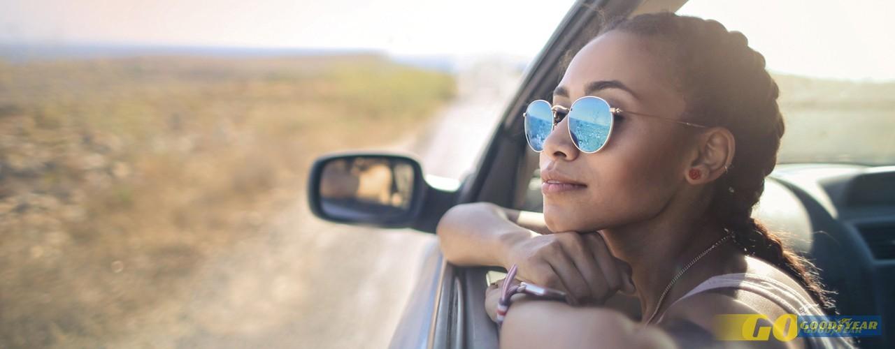 Óculos de Sol e condução segura