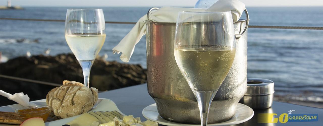 Restaurantes de praia: cozinha de luxo à beira do mar