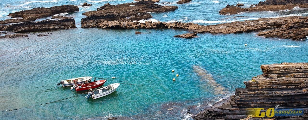 As 10 melhores praias da Costa Alentejana
