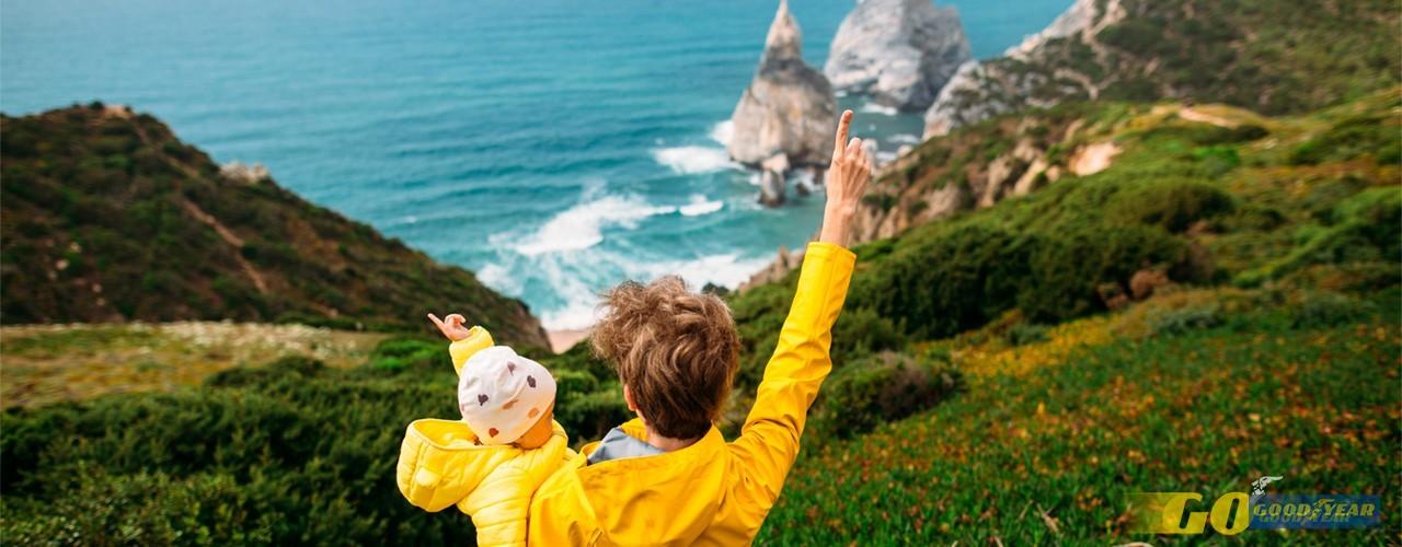 As atividades para as famílias nos Parques de Sintra