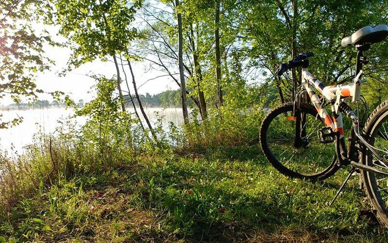 5 ecopistas para passar alguns dias a pedalar