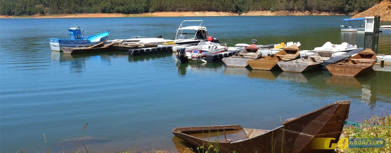 Lagoas e Albufeiras: 5 sugestões para fugir do calor no interior do país