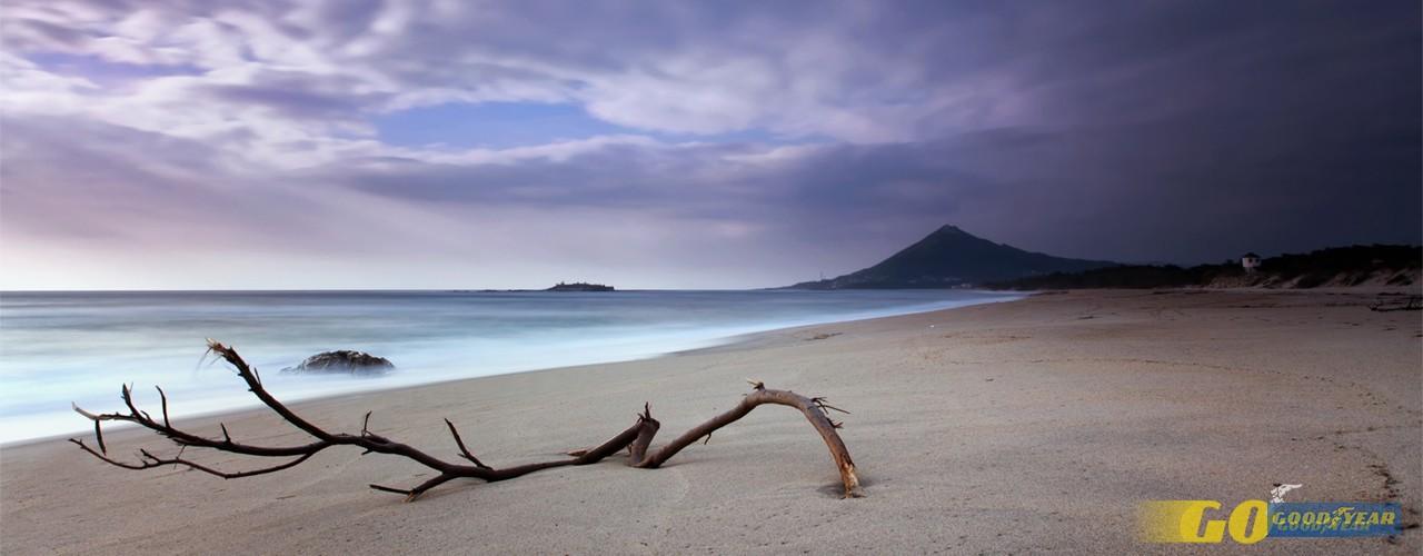 Praias do norte