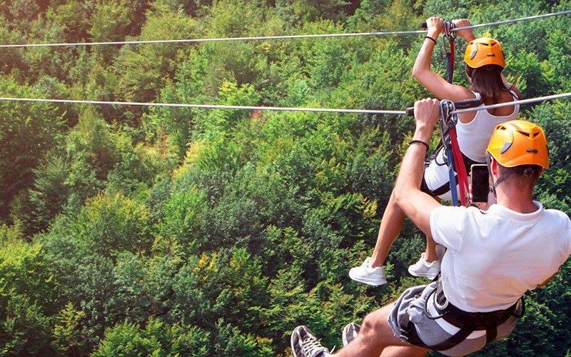 5 escapadas de aventura para viver com um grupo de amigos